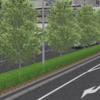 【RailSim】中央分離帯向け低木