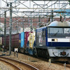 9月16日撮影 武蔵野線 南武線 府中本町駅 貨物列車など ⑦