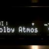 ドルビーアトモス環境を構築しました