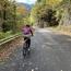 嫁さんと走る、鹿沼市の大芦渓谷へ紅葉狩りサイクリング