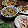 さぼり飯と夕食