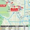 京都マラソン開催による周辺混雑2020.2.16