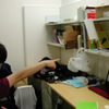先生!研修医室で黒い虫がホバリングしてます(°□°;) (1)
