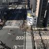 東京五輪マラソンコースの我が家から風景