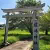 伊達市 厳島神社