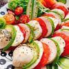 バジル鶏ハムのカプレーゼ風(動画レシピ)/Caprese salad with Chicken breast.