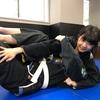 柔術女子大生パート2。