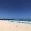 ワイマナロベイビーチ 本当にきれいな砂浜❣
