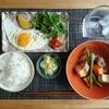 理想的な健康朝ごはん!和朝食献立【鶏の煮物レシピ】