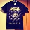 今週のお題「お気に入りのTシャツ」(Metal編)