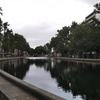 パリ~ サンマルタン運河の散歩道