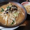 9月2週目 幸楽苑で味噌野菜ラーメン