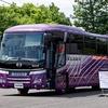 ● 運転手が倒れたら自動停車! 日野が大型バス向けの新安全技術などを披露