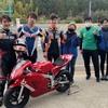チームBARBRそらまめの OVER RACING cup ミニバイク5時間耐久レース ツインサーキット