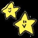 星のきらめきもかなうはずない