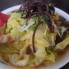 彦根1銀座商店街にちゃんぽん食べにきた。