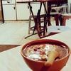 【香港:灣仔】 偶然見つけたミシュラン付きのお店 『強記美食』で香港お汁粉 『喳咋』をいただく^^