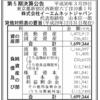 韓国系インターネット広告代理店の株式会社イーエムネットジャパン 第5期決算公告