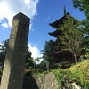 日野資朝と阿新丸…佐渡の妙宣寺に行ってきた