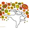 日記は色を記す 紅葉の日の猫のイラスト
