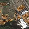 館山ハロウィン2018 当日の会場案内図