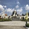 25番 若い世代に残す!船の形の仏塔のあるお寺
