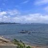 『海水浴場は開設していません』夏なのにがらんとした三浦海岸を見てきた