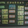 保健室前掲示板