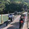 奥大井湖上駅ツーリング(2021/07/17)