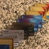 アメリカ駐在後に発行したクレジットカードコレクション