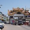 ミャンマーのパアンからタイのメーソートへ