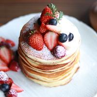ひがし茶屋街の人気カフェ「Cafe たもん」プレゼンツ!「たもんパンケーキミックスプロジェクト」が開始!