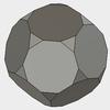 Fusion360で、切頂十二面体をモデリングする