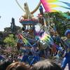 【スニークオープン遭遇!】ディズニーランド35周年パレード「ドリーミング・アップ!」