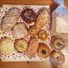 手作りパンの乱れ食い。食べまくります!総カロリー1200kcal