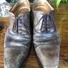履き込まれた靴の味👞