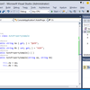 Visual Studio 2015 (C#6.0)