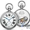 【2017バーゼルの時計展の新作】ロンジンは鉄道の懐中時計を表します――時間の旅を開きます