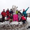 ★終了報告★近郊の山で楽しむ雪山ハイキングツアー@多度山