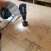 戸建改装現場:電気式床暖房編
