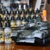 RPGモデル T-80U 製作中その3