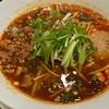 【食レポ】最近の「キングオブ担々麺」は、柏担々麺の赤柚子担々麺です。