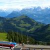 ヨーロッパ1の歴史を誇る登山電車と山岳ホテル 「リギ山& リギクルムホテル」 (スイス)