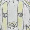 赤ちゃんになったケルビモンのイラストを、今描いてる最中という話