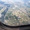 全日空ANA398(庄内→羽田)B767-300 モモリンフラッシュを聴きながらの上空から空港見物フライト