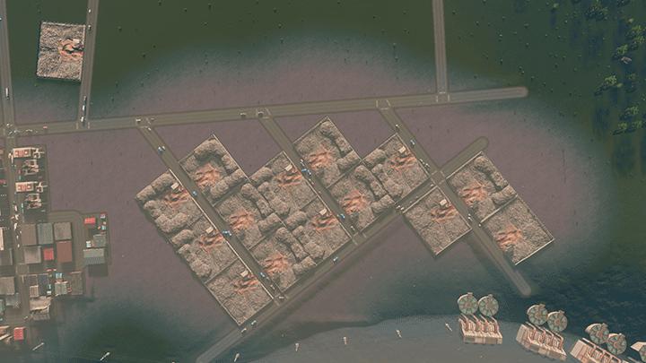 cities skylines ゴミが溢れなくする方法は?ゴミ問題を解決!初心者必見シリーズ第3歩