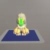 MRTK v2.4.0を使ってHoloLens2で手乗りキャラクターアプリを作成する その1
