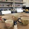 Art 陶芸教室で