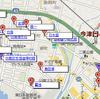 神戸・西宮)灘五郷の酒蔵マップ作成。
