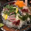 金曜日の夜は神楽坂で~ 会話も盛り上がり、お腹も満たされました